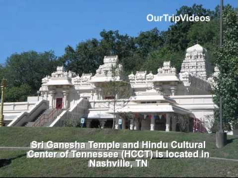 Sri Ganesha Temple, Nashville, TN, US - Part 1