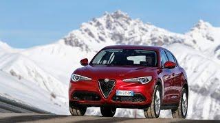 Четирилистна детелина: тестваме Alfa Romeo Stelvio