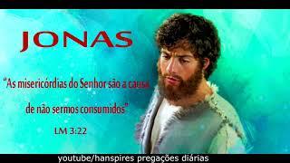 Pregação - Jonas e a misericórdia de Deus