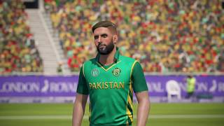 India vs Pakistan - Cricket World Cup 2019 Highlights || Cricket 19 Gameplay (PS4/Xbox One)
