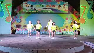 Mix Kid dance