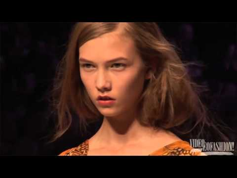 Karlie Kloss--2015 F/W Fashion Shows--8 yrs runway--Vogue Cover