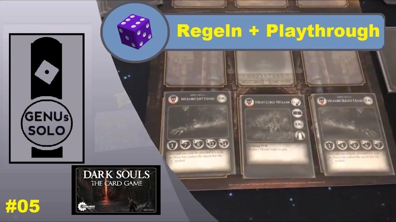 Dark Souls Kartenspiel