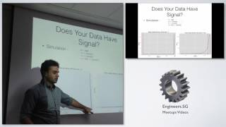 Practical Guide To Statistical Efficiency - PyData Meetup