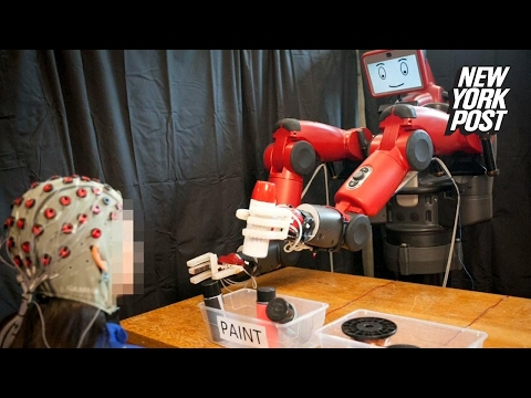 MIT scientists create a robot that reads your thoughts