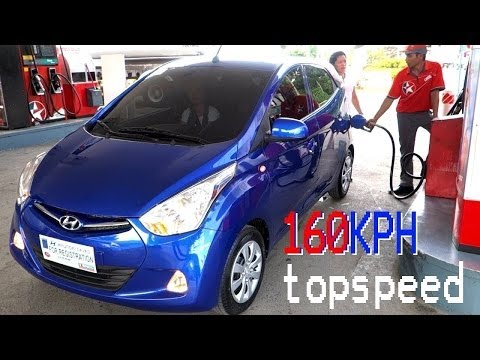 55 HORSEPOWER CAR? Whats the Topspeed of Hyundai EON 800cc engine