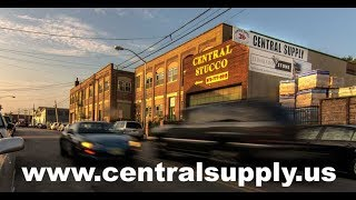Central Supply | Mason Yard in the heart of NYC metropolitan area