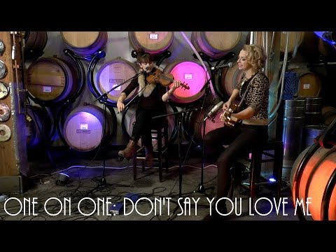 Cellar Sessions: Samantha Fish - Don't Say You Love Me December 18th, 2017 City Winery New York