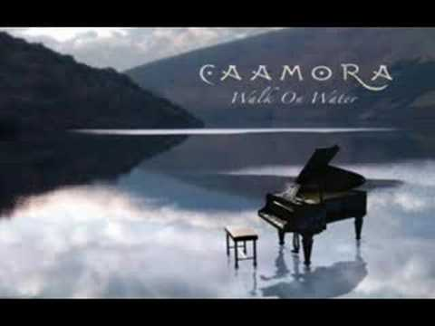 caamora walk on water
