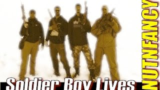 Soldier Boy Lives: The Experience
