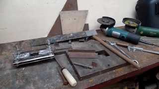 Как сделать металлический усиленный засов для дверей своими руками(http://bit.ly/2h3yt1q электро инструменты из Китая. http://bit.ly/2g6kcBb электро инструменты в России. http://bit.ly/2gZu10N электро..., 2015-04-04T08:53:51.000Z)