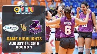 BaliPure vs. Choco Mucho - August 14, 2019 | Game Highlights | #PVL2019