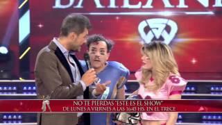 Showmatch 2014 - Pachano y Laurita desaprobaron ante la mirada de los médicos de Hoppe