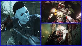 Video Game Easter Eggs #15 (Call Of Duty Ghosts, Zombie Army 4 Dead War, Daymare: 1998 & More)