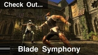 Check Out - Blade Symphony (Alpha)