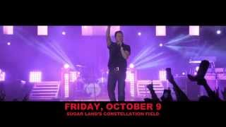 Chris Young & Eli Young Band LIVE! October 9th, 2015