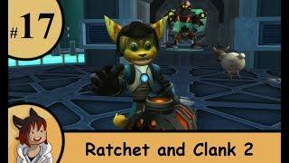 ratchet and clank 2 part 17 - feeling sheepish