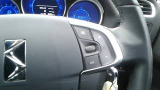 OW15DTK DS 4 1.6 Bluehdi Dstyle Nav 5dr Eat6 Auto