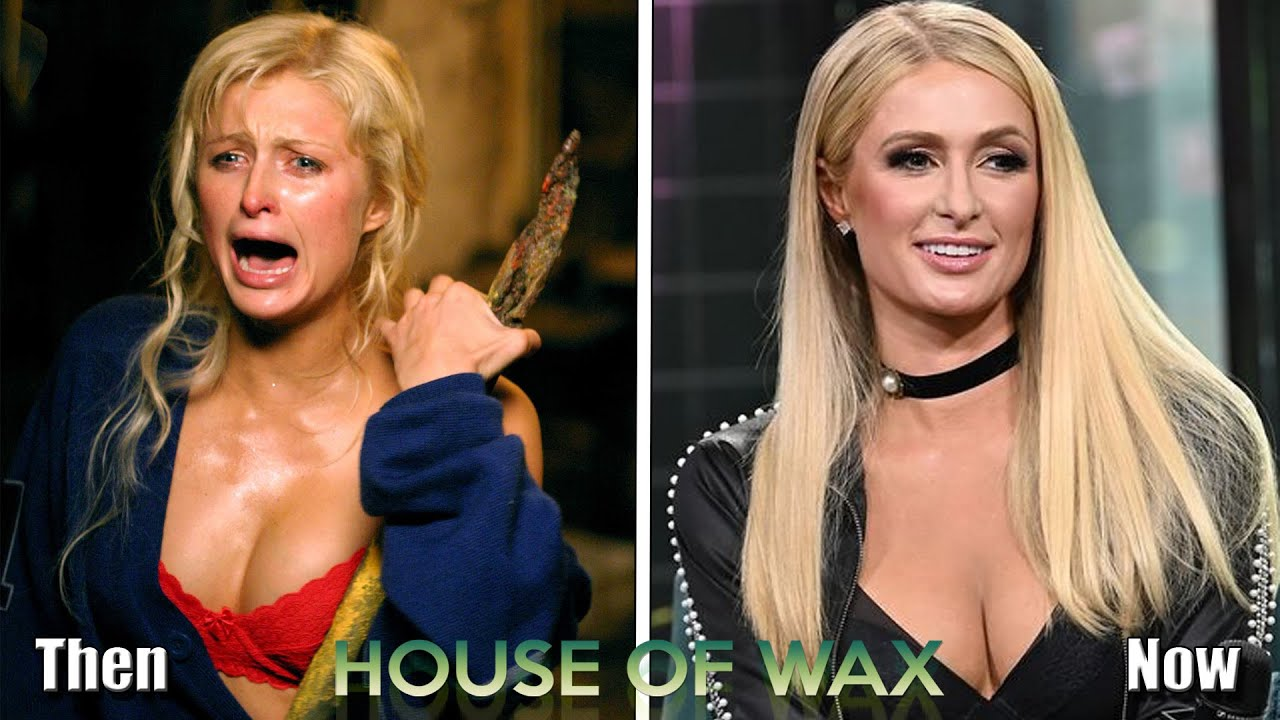 Download House of Wax (2005) Cast Then And Now ★ 2020 (Before And After)