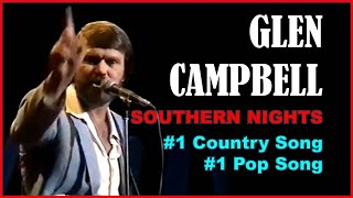 """""""southern nights"""" is a song written and recorded by allen toussaint, from his 1975 album, southern nights, later american country music singe..."""