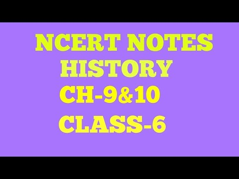 Ncert notes in hindi