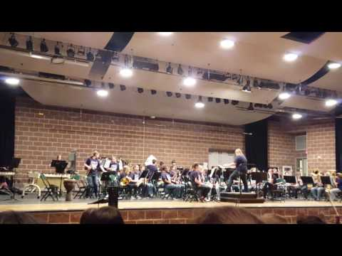 Music in the Parks 2017 - 6th Grade Band - Branchburg Central Middle School (BCMS)