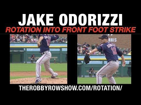 Jake Odorizzi Mechanics Breakdown