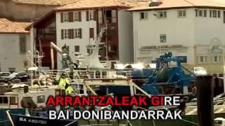 Arrantzaleak (Version Karaoke)