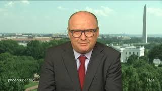 Ulf Röller zu den US-Strafzöllen gegen China und dem Supreme Court am 18.09.18