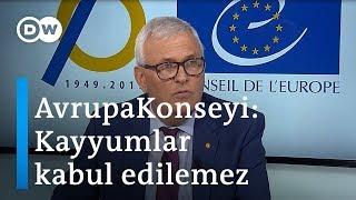 Avrupa Konseyi Ekrem İmamoğlu'nu davet etti - DW Türkçe