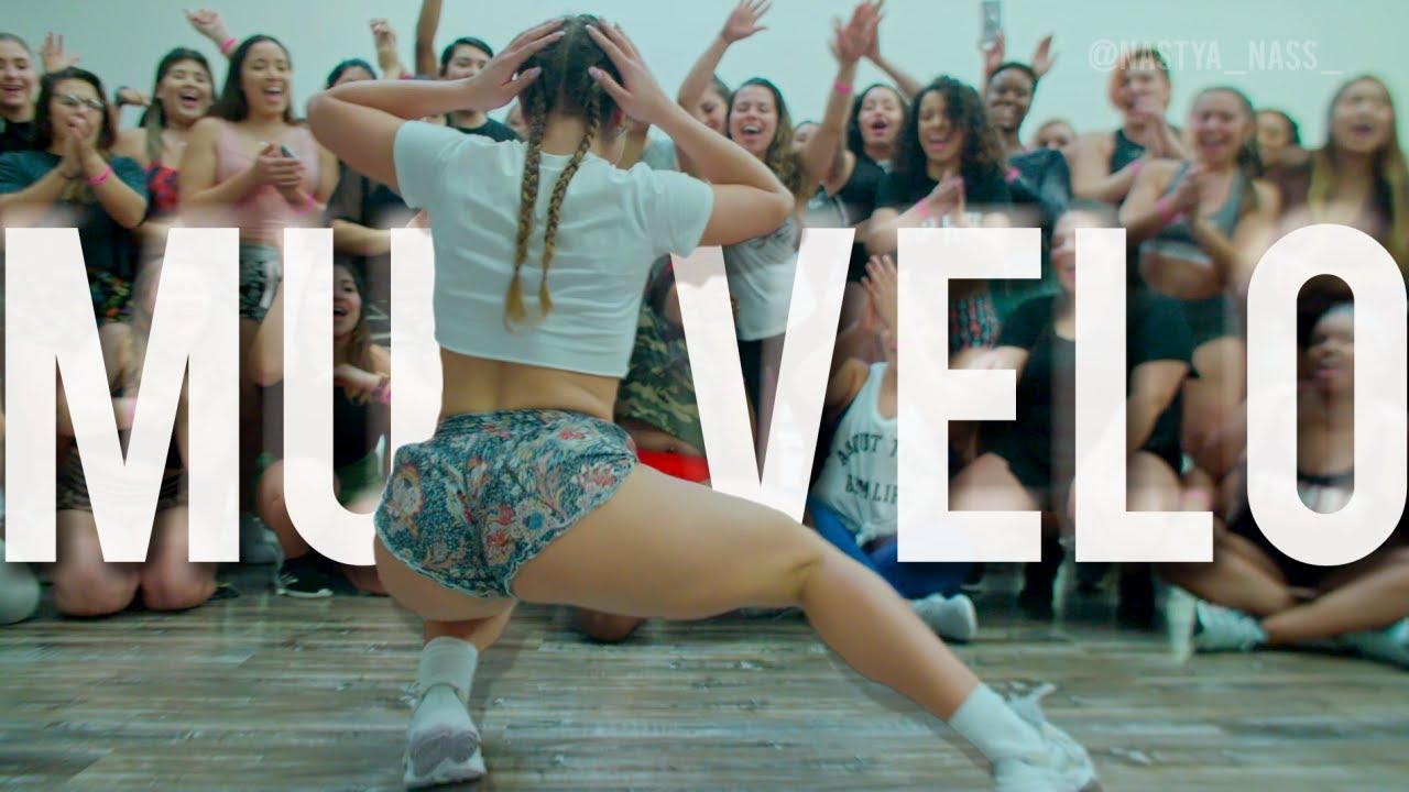 Muévelo - Nicky Jam & Daddy Yankee/ Nastya Nass/ Twerk Tour/ Dallas