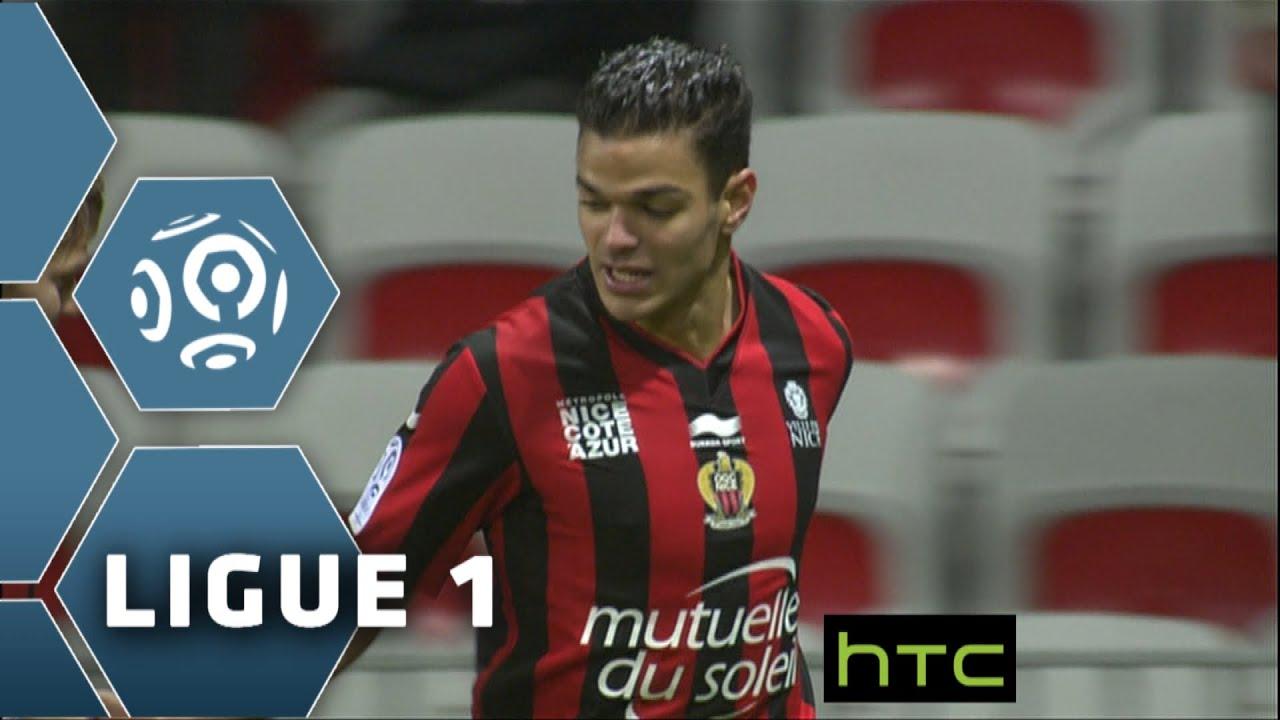 But Hatem BEN ARFA (35') / OGC Nice - FC Lorient (2-1 ...