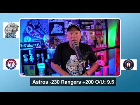 Houston Astros vs Texas Rangers Free Pick 9/17/20 MLB Pick and Prediction MLB Tips
