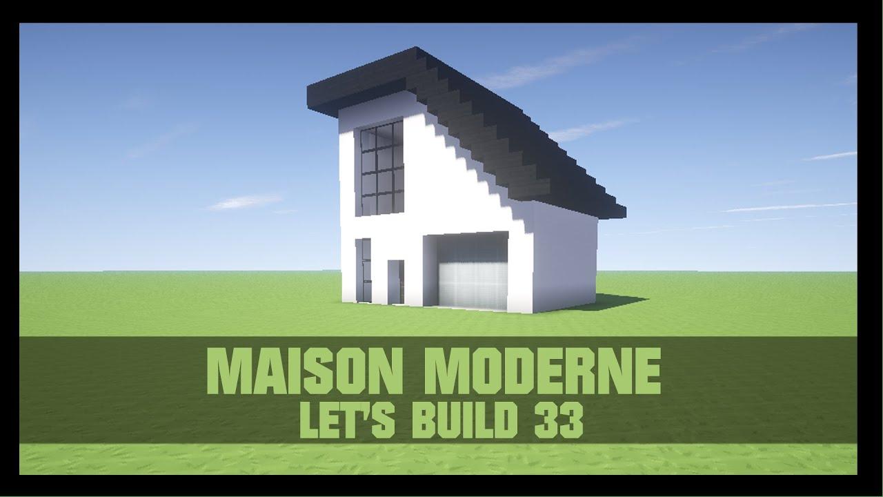 Tuto comment construire une belle maison moderne dans for Maison a construire 37