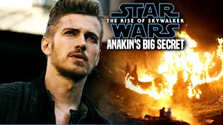 The Rise Of Skywalker Anakin's Big Secret Revealed! Leaked Details (Star Wars Episode 9)