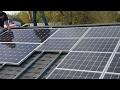 DIY 24 VOLT OFF GRID SOLAR ARRAY COMPLETED Ep#3