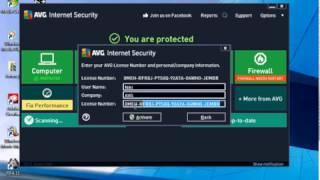 AVG Internet Security 3 Year License key (Till 2020)