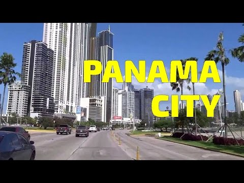Panama City Panama - Travel the World