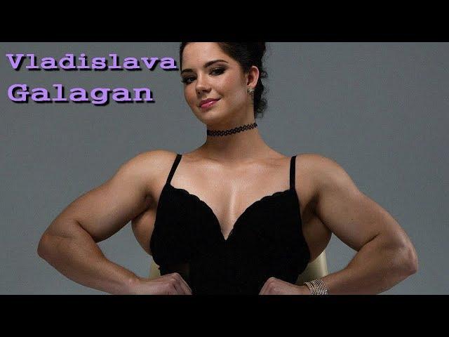 Vladislava Galagan young & powerful | 22year 5'9''tall 15'5''biceps - clipzui.com