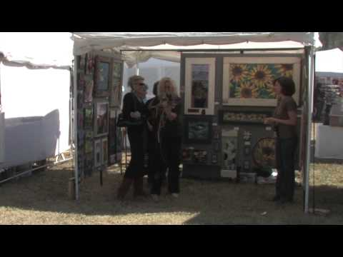 Chiaha Harvest Fair Make an Artist's Day