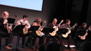 Immigrant Song (performed by Liverpool Guitar Society)
