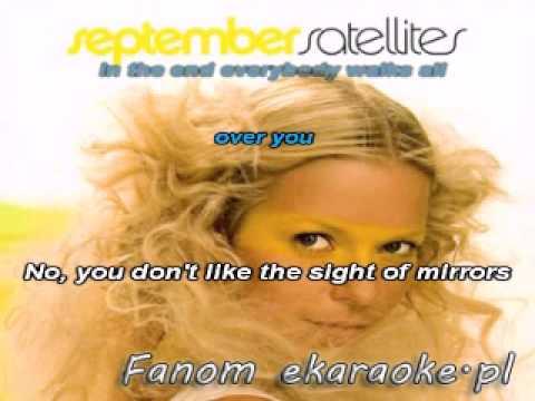 September - Satellite karaoke
