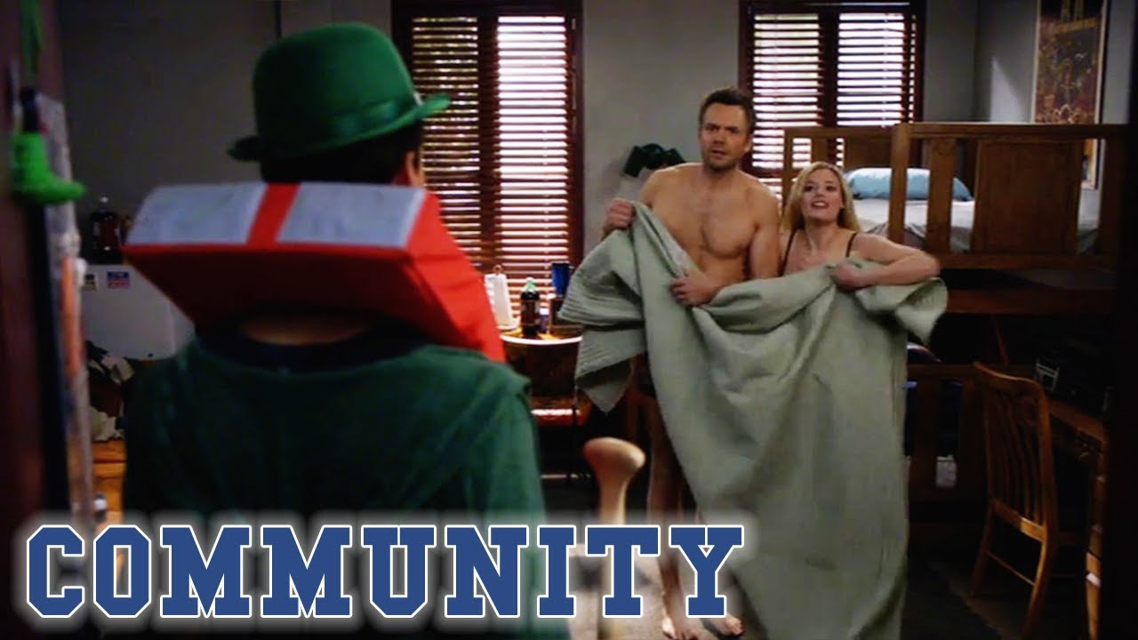 Download Abed Figures Out Jeff & Britta Had Sex! | Community