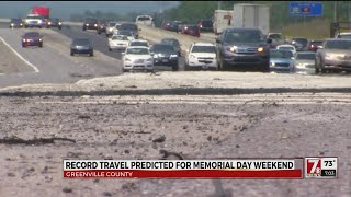 South Carolina to see most Memorial Day travelers since 2005, AAA Carolinas predicts