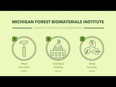 Forest Biomaterials Research