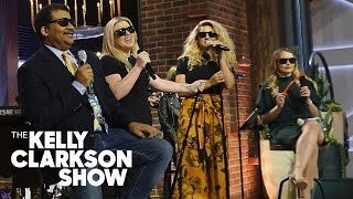 Tori Kelly, Neil deGrasse Tyson And Kelly Sing Periodic Table Blues | The Kelly Clarkson Show