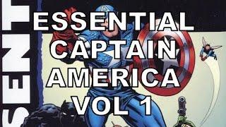 Comic Review | Essential Captain America Vol 1