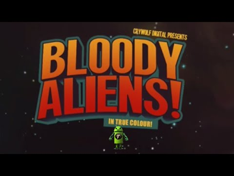 Bloody Aliens iOS Gameplay HD