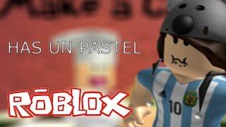 LA FABRICA DE PASTELES - Make A Cake - Roblox