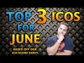 Top ICOs For June - ICO Coin Score Sheet